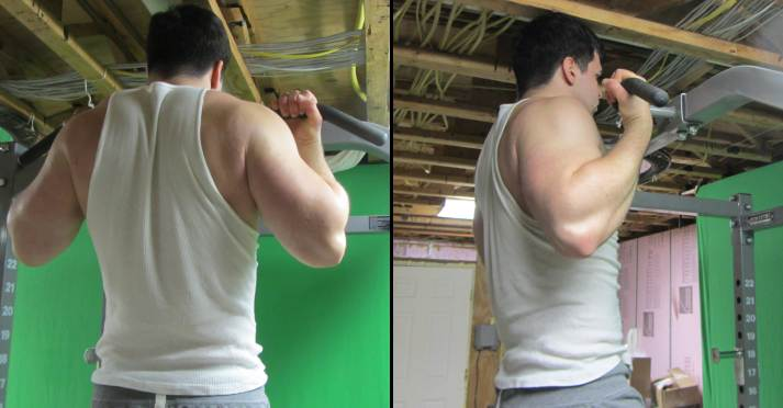 Flexed Arm Hang